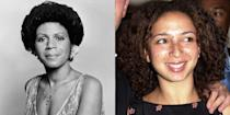 "<p>At 28 years old, singer-songwriter Minnie Riperton was in the prime of her career thanks to her 1975 single ""Lovin' You."" The age of 28 was similarly significant for Maya, who was cast in <em>Saturday Night Live</em> this year.</p>"