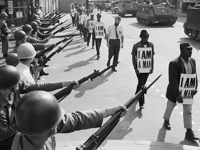 civil rights movement 1960s