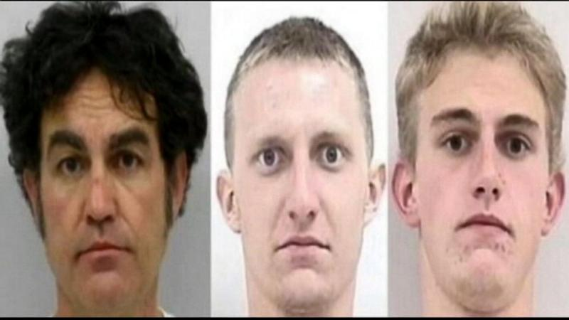 Colorado Brothers, Father Accused of Committing Flurry of Bank Robberies