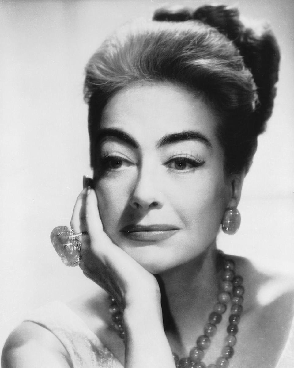 """<p>The actress had an <a href=""""https://www.vanityfair.com/hollywood/2017/03/feud-joan-crawford"""" rel=""""nofollow noopener"""" target=""""_blank"""" data-ylk=""""slk:obsession with cleanliness"""" class=""""link rapid-noclick-resp"""">obsession with cleanliness</a> and many believe she suffered from Obsessive Compulsive Disorder (OCD). </p>"""
