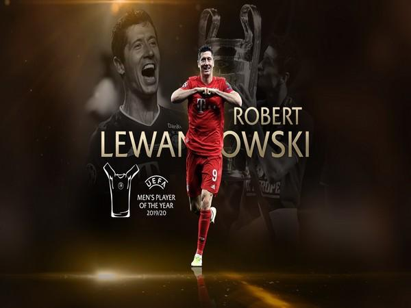 Robert Lewandowski (Photo/ Champions League Twitter)
