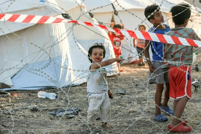 Two weeks after Greece's Moria camp burnt down, offers to rehouse thousands of homeless migrants have come piecemeal, with some EU states refusing to take any