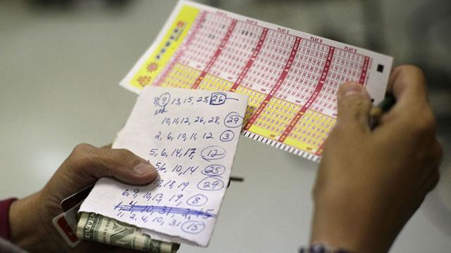 Powerball Winning Numbers: 5-23-16-22-29-Powerball 6