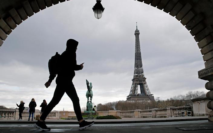 Hospital execs are calling for a lockdown in Paris - Getty