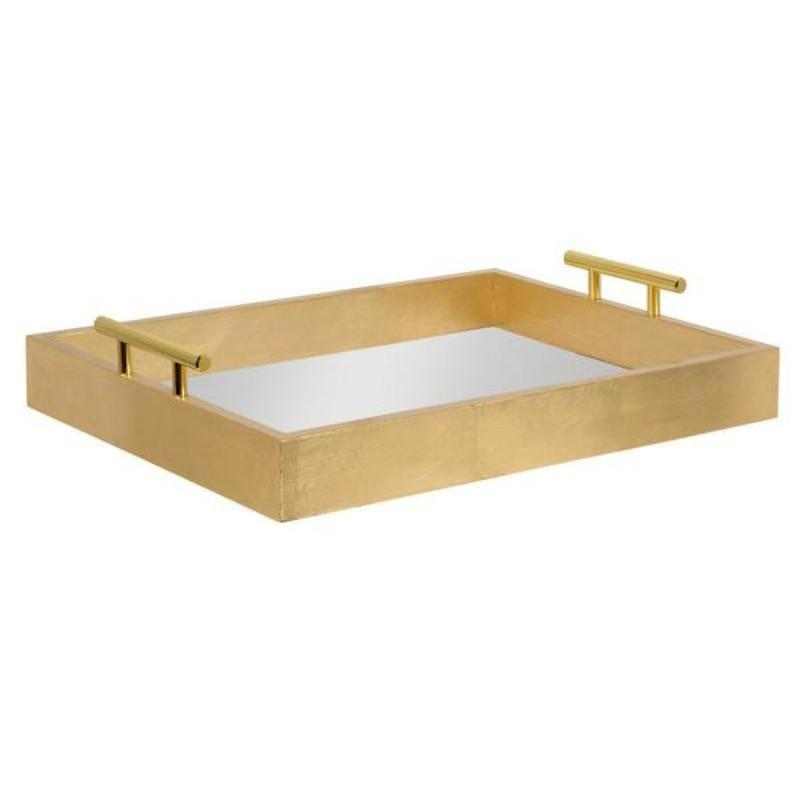 "<p>During the holidays, use this golden tray to serve Christmas cookies, and then after Santa comes to town, use it to organize your kitchen counter or bathroom vanity the rest of the year. When it's not being used to transport a heavy load of snacks, this roomy tray works as a pretty and practical way to corral decorative objects and TV remotes on a coffee table. </p> <p><strong>To buy: </strong>Lipton Gold Decorative Tray, $45, <a href=""http://www.anrdoezrs.net/links/7876406/type/dlg/sid/RS%2CTheBestSimpleYetSophisticatedHolidayDecorations%252CAllUnder%252480%2Ckholdefehr1271%2CDEC%2CIMA%2C680381%2C201910%2CI/https://www.homedepot.com/p/Kate-and-Laurel-Lipton-Gold-Decorative-Tray-213130/308946164"" target=""_blank"">homedepot.com</a>. </p>"