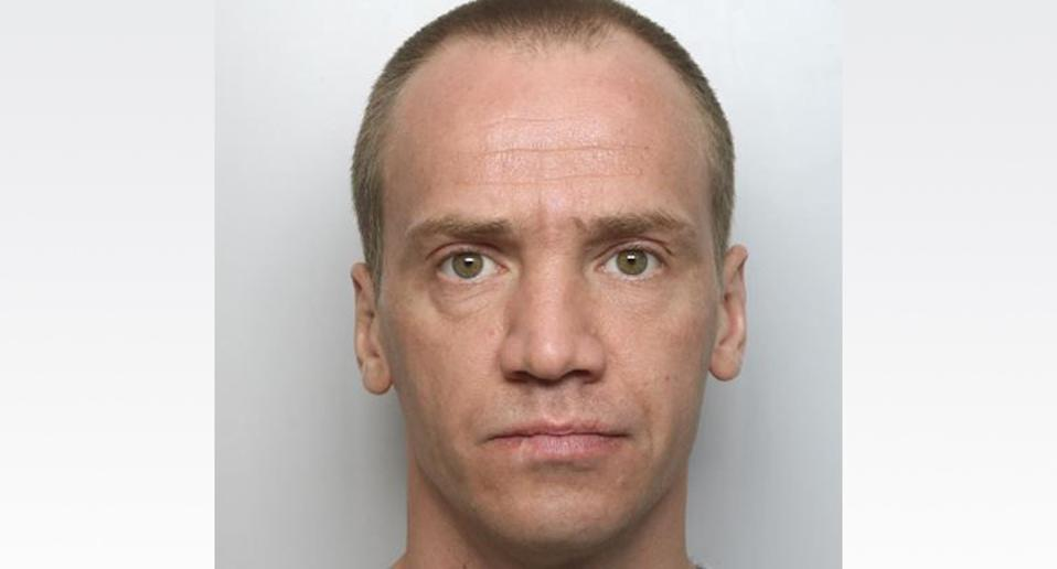 Grant Picketts, 41,broke into the home on a number of occasions in September and October, when the homeowner was away caring for a friend. (Northamptonshire Police)