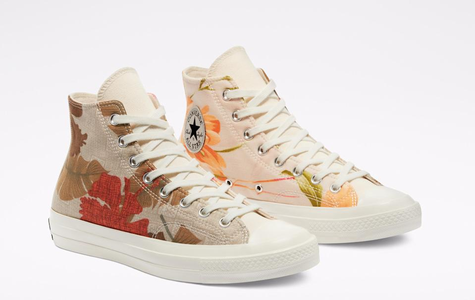 Earth Day Eco Sneakers