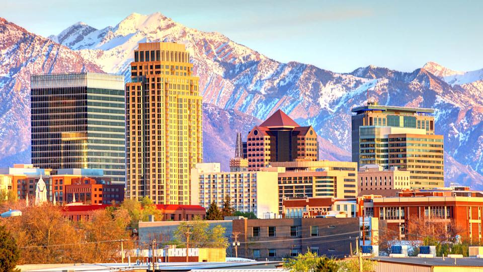 Salt Lake City is the capital and the most populous municipality of the U.