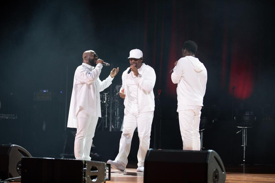 Their performance at the concert, was as powerful as their recent much-applauded performance at the 2019 Soul Train. — Picture courtesy of Shiraz Projects