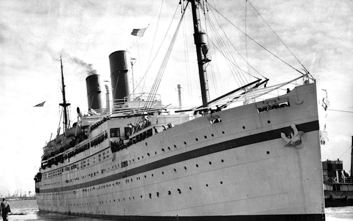 Embargoed to 0001 Wednesday March 06 File photo dated 28/03/54 of the Empire Windrush ship, the Home Office has been accused of shirking its responsibility to put right the wrongs suffered by victims of the Windrush scandal. PRESS ASSOCIATION Photo. Issue date: Wednesday March 6, 2019. Ministers have faced a furious backlash over the treatment of the Windrush Generation - named after a ship that brought migrants to Britain from the Caribbean in 1948. See PA story POLITICS Windrush. Photo credit should read: PA Wire - PA Wire/PA Wire