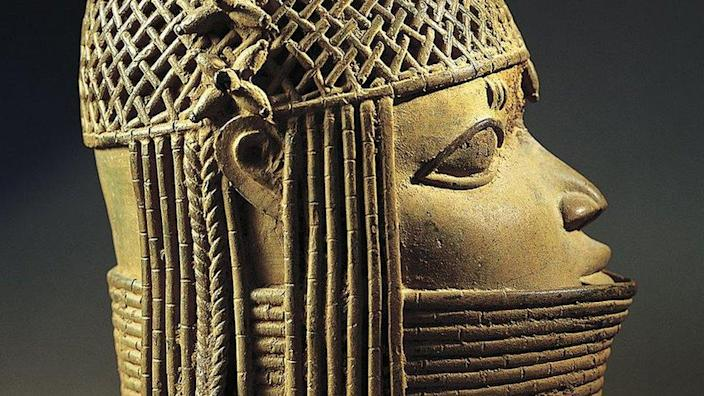 Thousands of sculptures and carvings were taken during the destruction of Benin City in present-day Nigeria