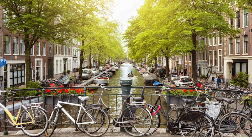Best hotels to stay at in Amsterdam [Photo: Getty]