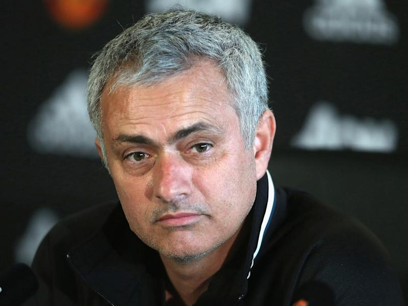 Mourinho only wanted to focus on the players that are fit: Getty