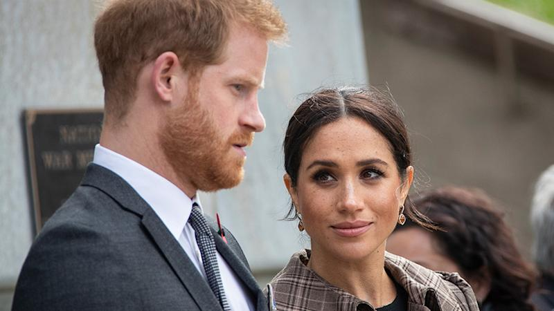 Will Prince Harry and Meghan Markle return to the royal family? One royal expert doesn't think so. Photo: Getty