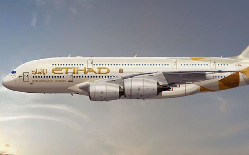 Emirates is looking at taking over its unprofitable neighbor Etihad