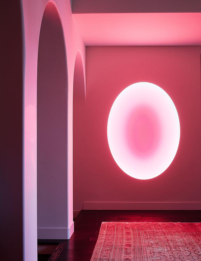 "<cite class=""credit"">Scorpius, 2019, © James Turrell, Photo by William Abranowicz</cite>"