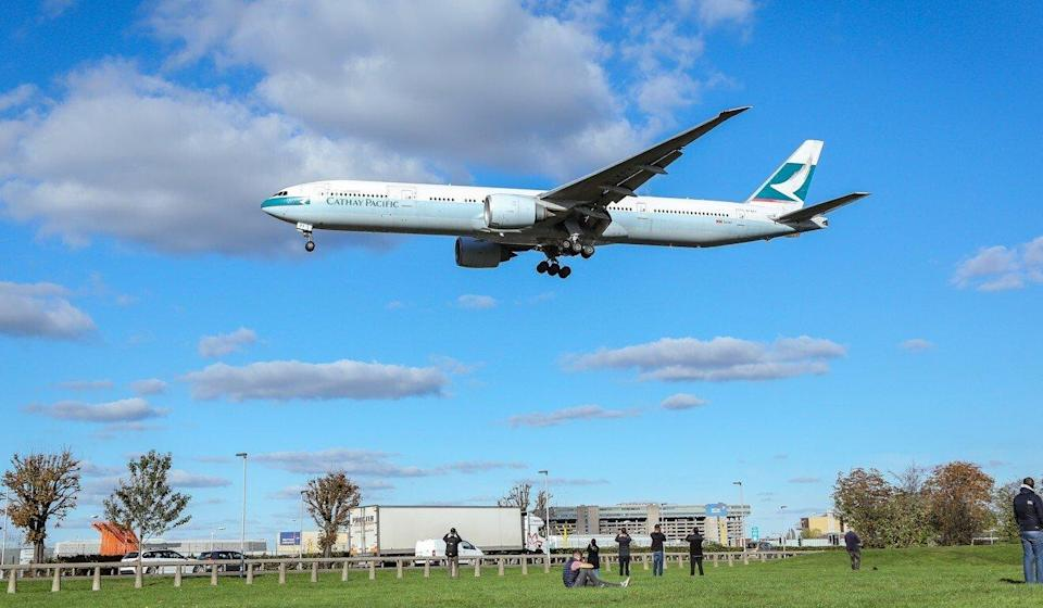 Cathay has noted that most of its overseas pilots have not flown since early 2020. Photo: Shutterstock