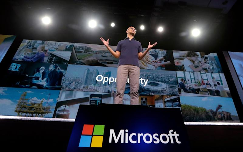 Microsoft, Dell, Intel are among the western companies that will be impacted by the ban - AP