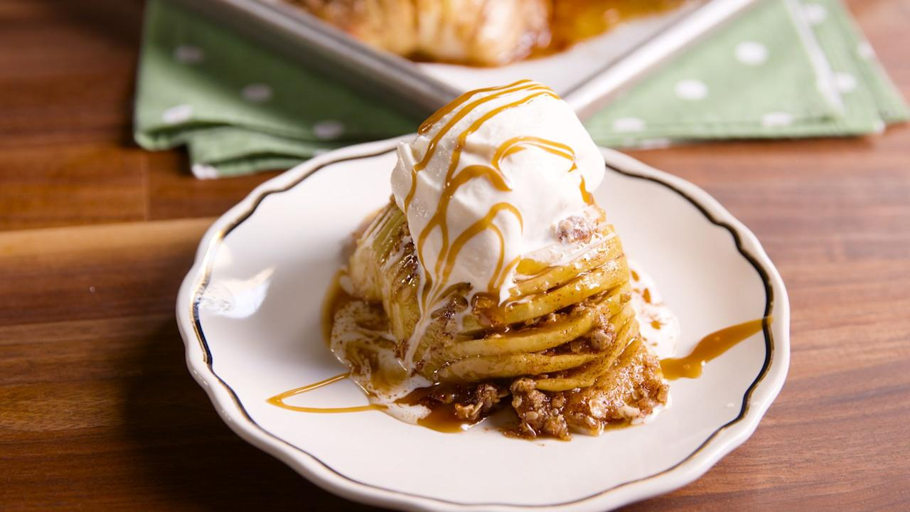 <p>The moment the leaves start to change, we start dreaming of apple pie. Break out your inner Ina with these perfect-for-fall recipes.</p>