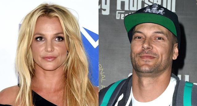 Britney Spears isn't just handing over her money to Kevin Federline. (Photo: AP Images)