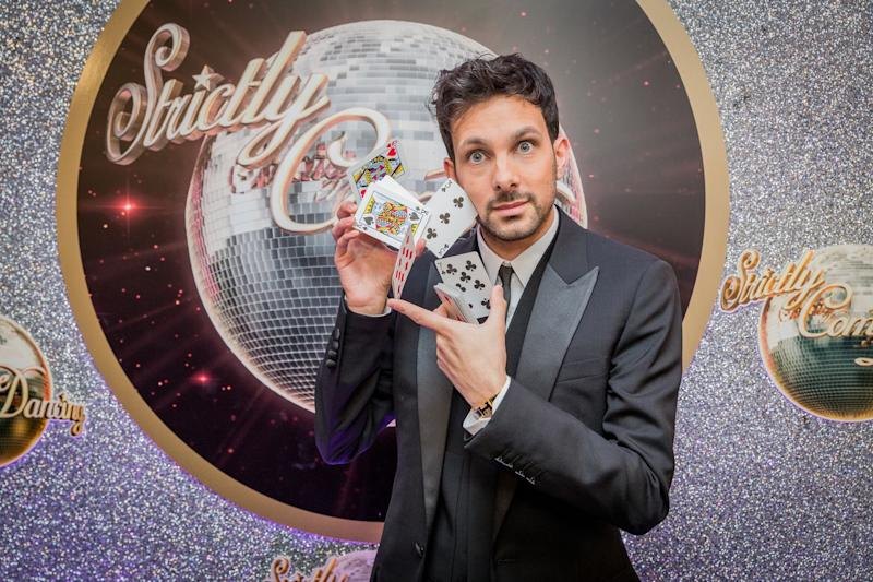 Photo credit: Strictly Come Dancing