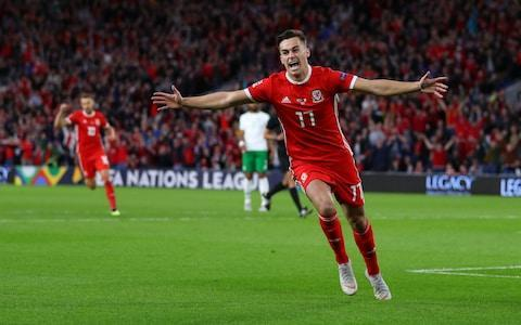 <span>Tom Lawrence had scored the first of the evening</span> <span>Credit: getty images </span>