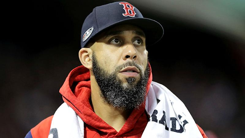 David Price has his biggest and best chance to rewrite his postseason narrative in ALCS Game 3. (AP)
