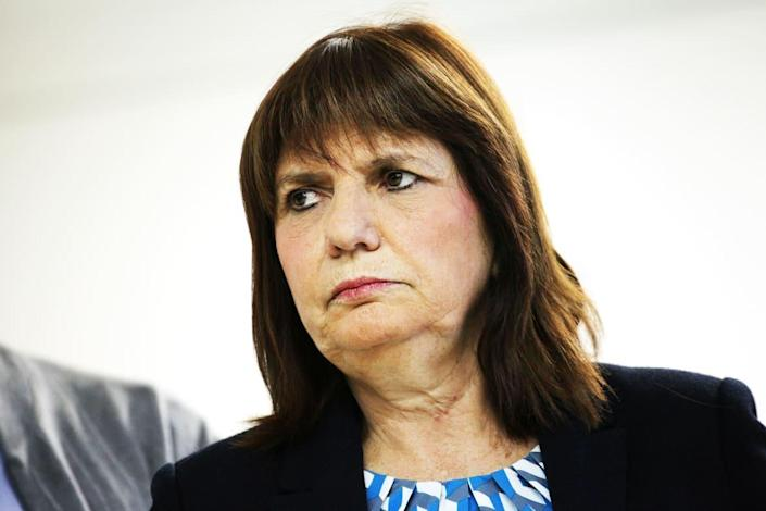 """<div class=""""inline-image__caption""""> <p>Patricia Bullrich was the one who kickstarted this story when she announced the raid. </p> </div> <div class=""""inline-image__credit""""> Carol Smiljan/NurPhoto via Getty Images </div>"""