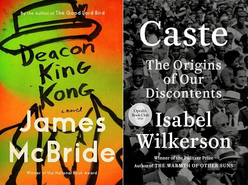 McBride, Wilkerson among nominees for Kirkus Prize