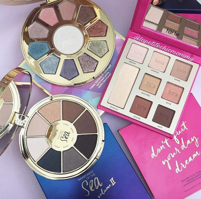 Tarte Cosmetics is having a HUGE sale, and here are 12 items to add to your makeup collection
