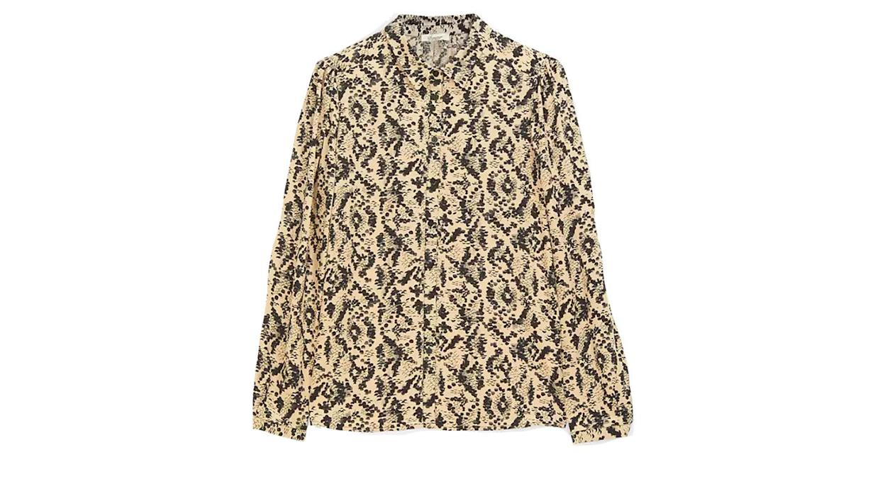 Somerset by Alice Temperley Dot Animal Blouse