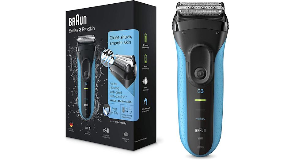 Braun Series 3 ProSkin Electric Shaver