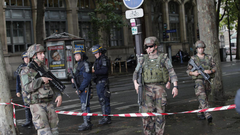 Paris court jails man for 28 years for 2017 hammer attack at Notre Dame Cathedral