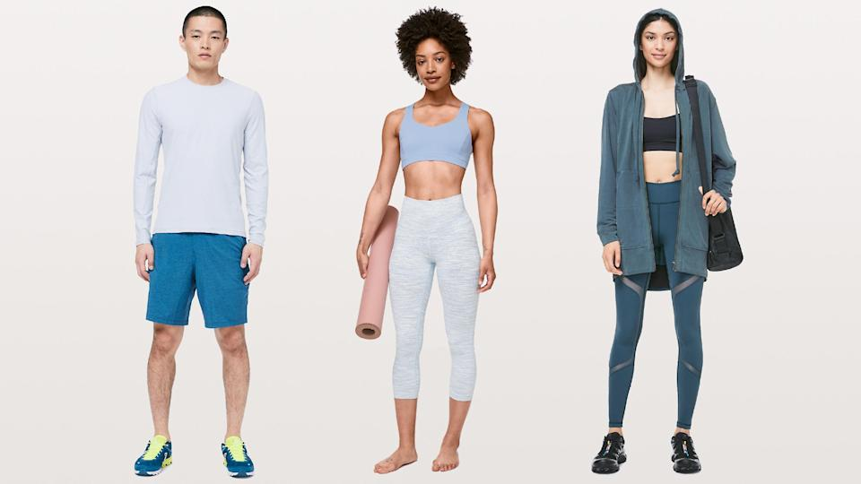 You can shop Lululemon athleisure at major discounts on their own site. (Photo: Lululemon)