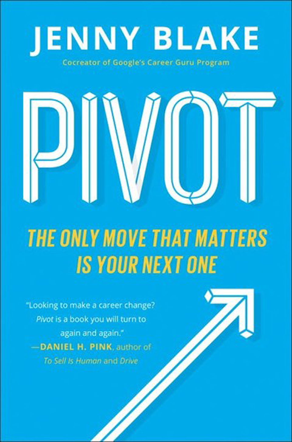 """<p><strong><em>Pivot</em></strong></p><p>By Jenny Blake</p><p>If you're stuck in a career rut and want to make some changes in 2017, <em><a href=""""http://www.refinery29.uk/your-next-career-move-pivot"""" rel=""""nofollow noopener"""" target=""""_blank"""" data-ylk=""""slk:Pivot"""" class=""""link rapid-noclick-resp"""">Pivot</a></em> is for you. Written by careers strategist and the co-creator of Google's Career Guru Program, Jenny Blake, the book removes the feelings of confusion and panic that often come with trying something new. She teaches you how to move from one career to another in our rapidly evolving economy. Refreshingly, Blake's philosophy is all about building on your existing strengths rather than the need to become a whole new person. Result!</p>"""