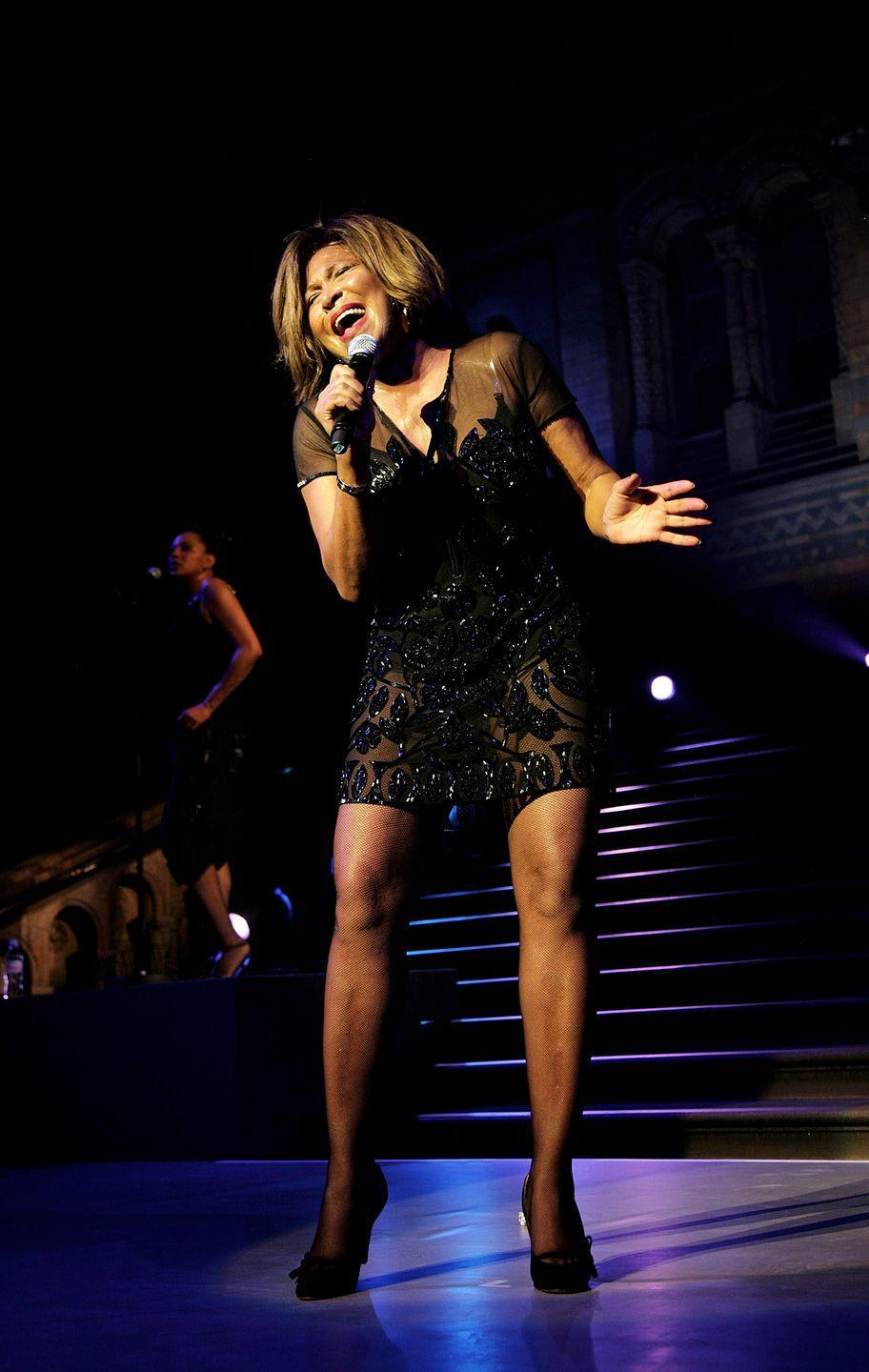 <p>Performing in London at the Bedrock Ball to support the children's charity Caudwell Children. </p>
