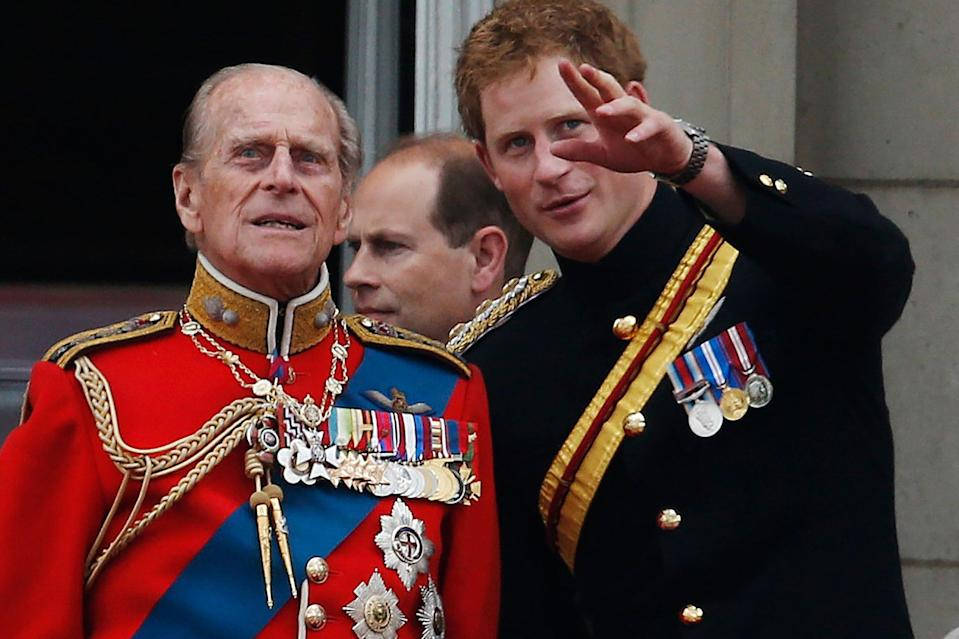 <p>Prince Philip's funeral will take place on Saturday afternoon</p> (AP)