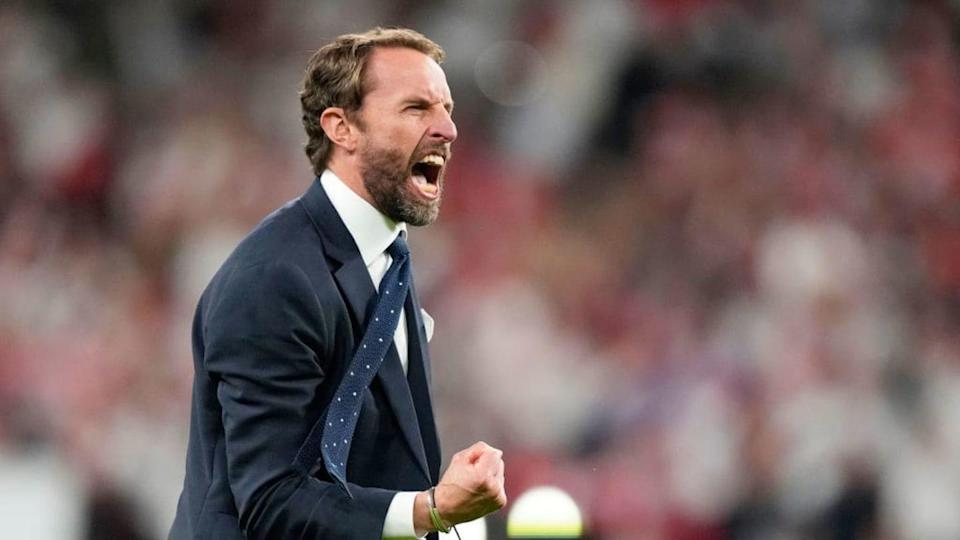 Esulta Southgate | Frank Augstein - Pool/Getty Images