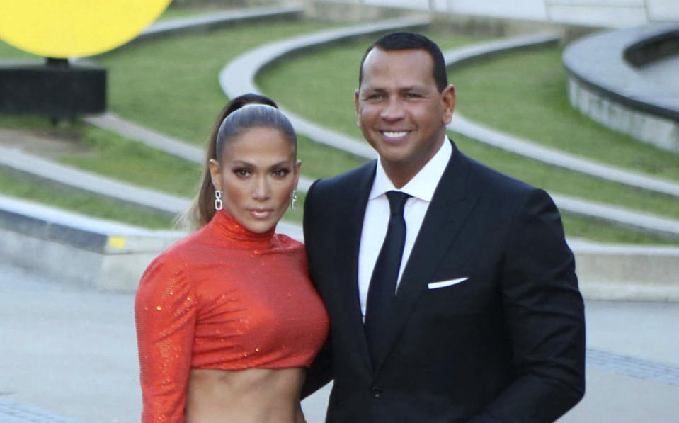 FEBRUARY 6th 2021: Rumors continue to swirl around Alex Rodriguez and Jennifer Lopez as to whether there is any truth to the reports that A-Rod cheated on JLO with actress Madison LeCroy. - File Photo by: zz/GOTPAP/STAR MAX/IPx 2019 6/3/19 Jennifer Lopez and Alex Rodriguez are seen arriving for the CFDA Fashion Awards held on June 3, 2019 at The Brooklyn Museum in Brooklyn, New York City. (NYC)
