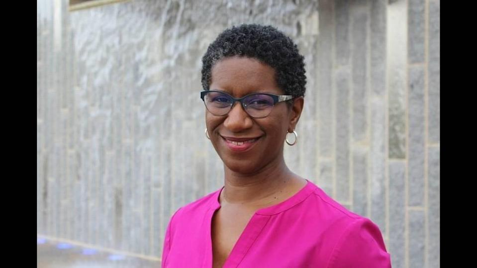 Krista Terrell is acting president of the Arts & Science Council.