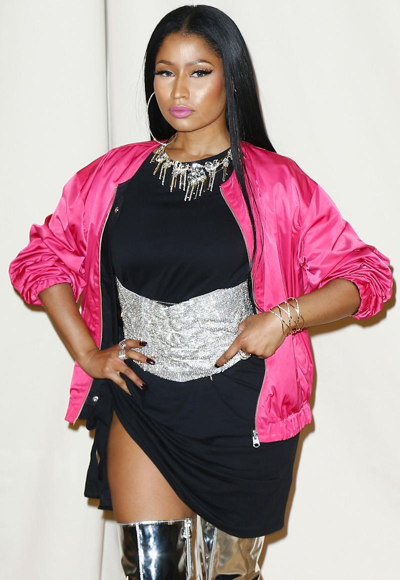 Is Nicki Minaj Pregnant? Or Releasing New Music? Rapper Sets Internet Ablaze with Cryptic Tweet