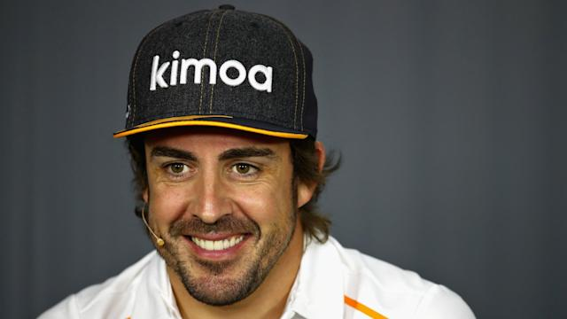 Fernando Alonso hopes McLaren will enjoy much more luck in the Austrian Grand Prix after a poor result for the team in France.