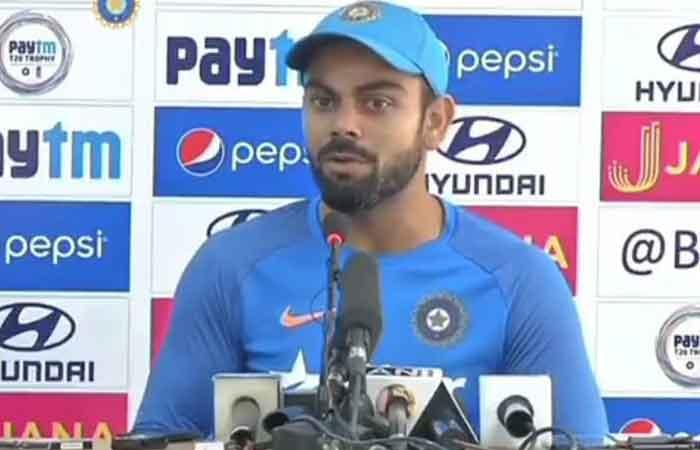 Australians no longer friends, says Virat Kohli