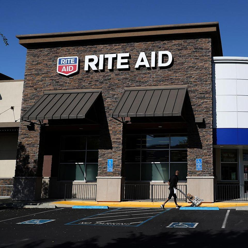 """<p>For any quick fix, <a href=""""https://www.riteaid.com/"""" rel=""""nofollow noopener"""" target=""""_blank"""" data-ylk=""""slk:Rite Aid"""" class=""""link rapid-noclick-resp"""">Rite Aid</a> has you covered. Most <strong>stores will be open from 8 a.m. to 5 p.m.</strong> on Thanksgiving Day, and will be opening at 7 a.m. on Black Friday. </p>"""