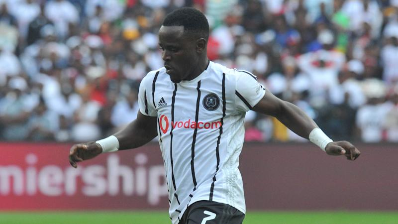 Mhango making the most of his time at 'biggest team in the country' Orlando Pirates