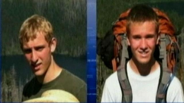 Two Missing Ore. Teen Hikers Found