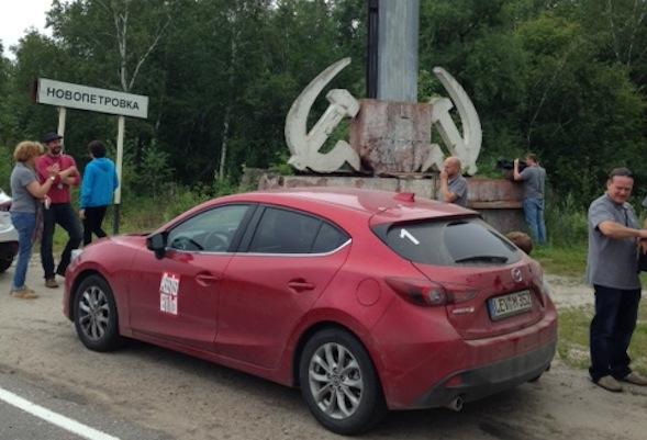 Russian dispatches: The crazy drivers