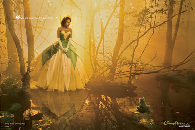 Jennifer Hudson as Tiana