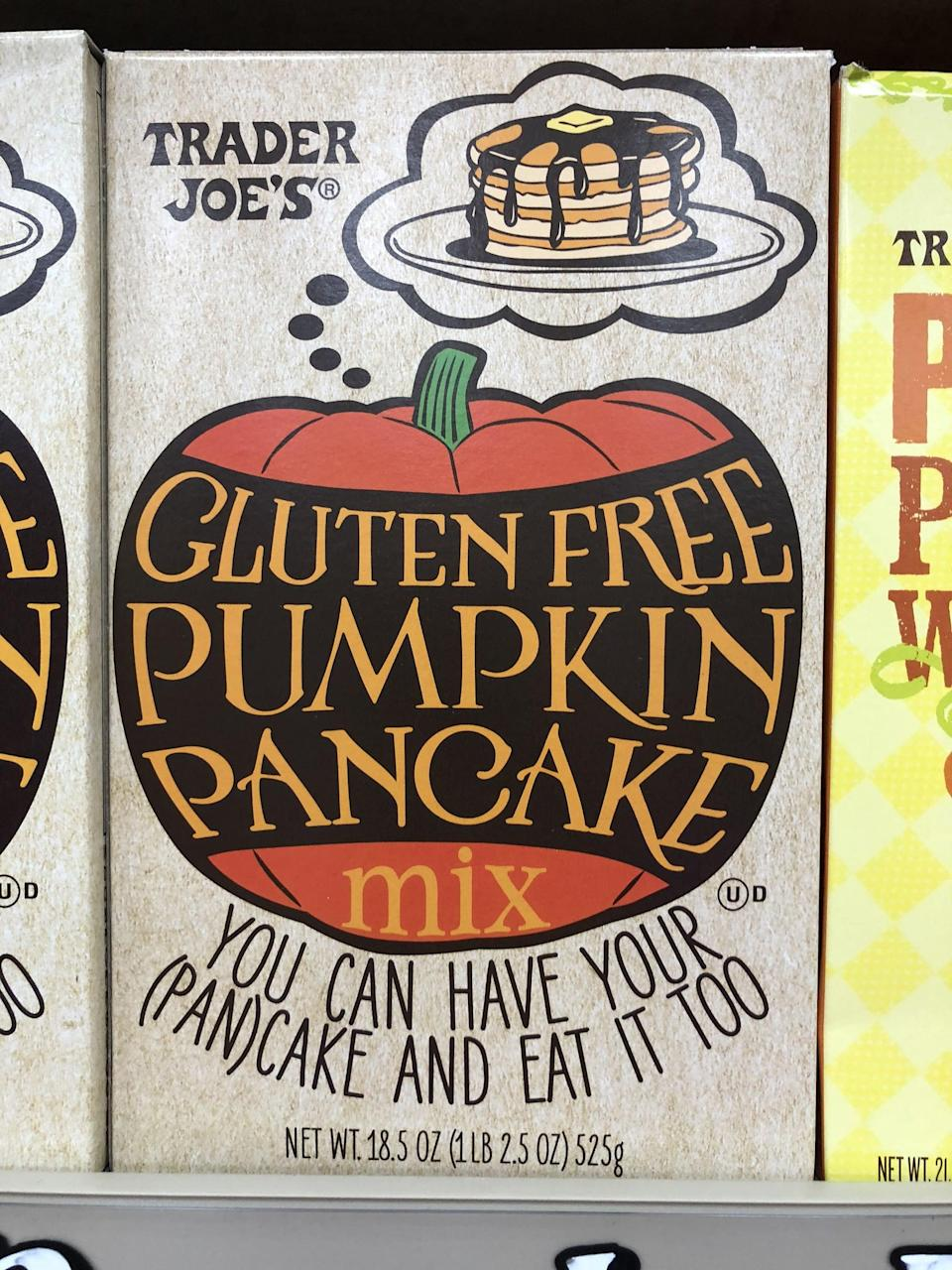 <p>Made with rice flour, you can enjoy deliciously spiced pancakes without a side of gluten!</p>