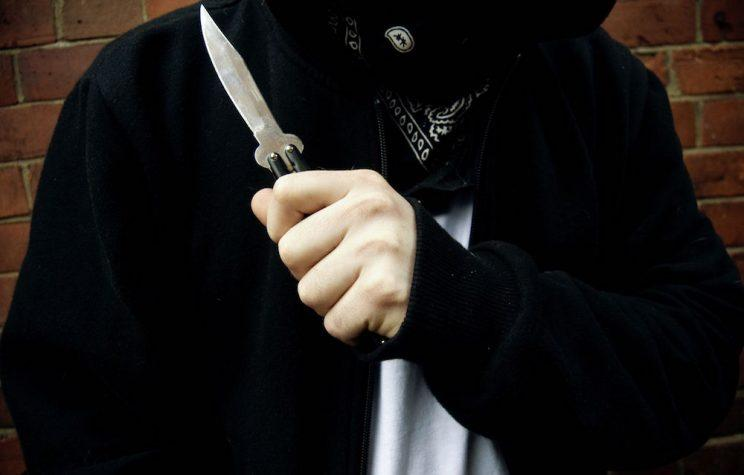 Knives being sold to minors in UK